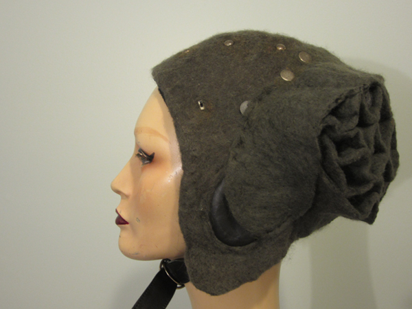 Transducer Headdress for sale at Five and Diamond